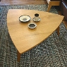 Triangle top low table