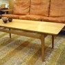 Rectangle top low table / Oak