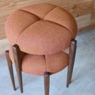 button stool / fabric
