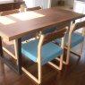 Dining Table set / ダイニングテ-ブル