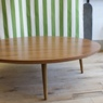 Plywood low table