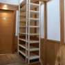 shelf /  レザ-収納庫
