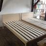 order bed / 無垢のベッド