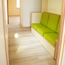 bench of learning space / 学習スぺ-スのベンチ