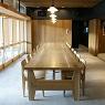 Store furniture / ショップの家具 8人掛けテ-ブル