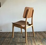 order dining chair / チ-クとナラのダイニングチェア